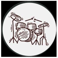 icon музичні інструменти