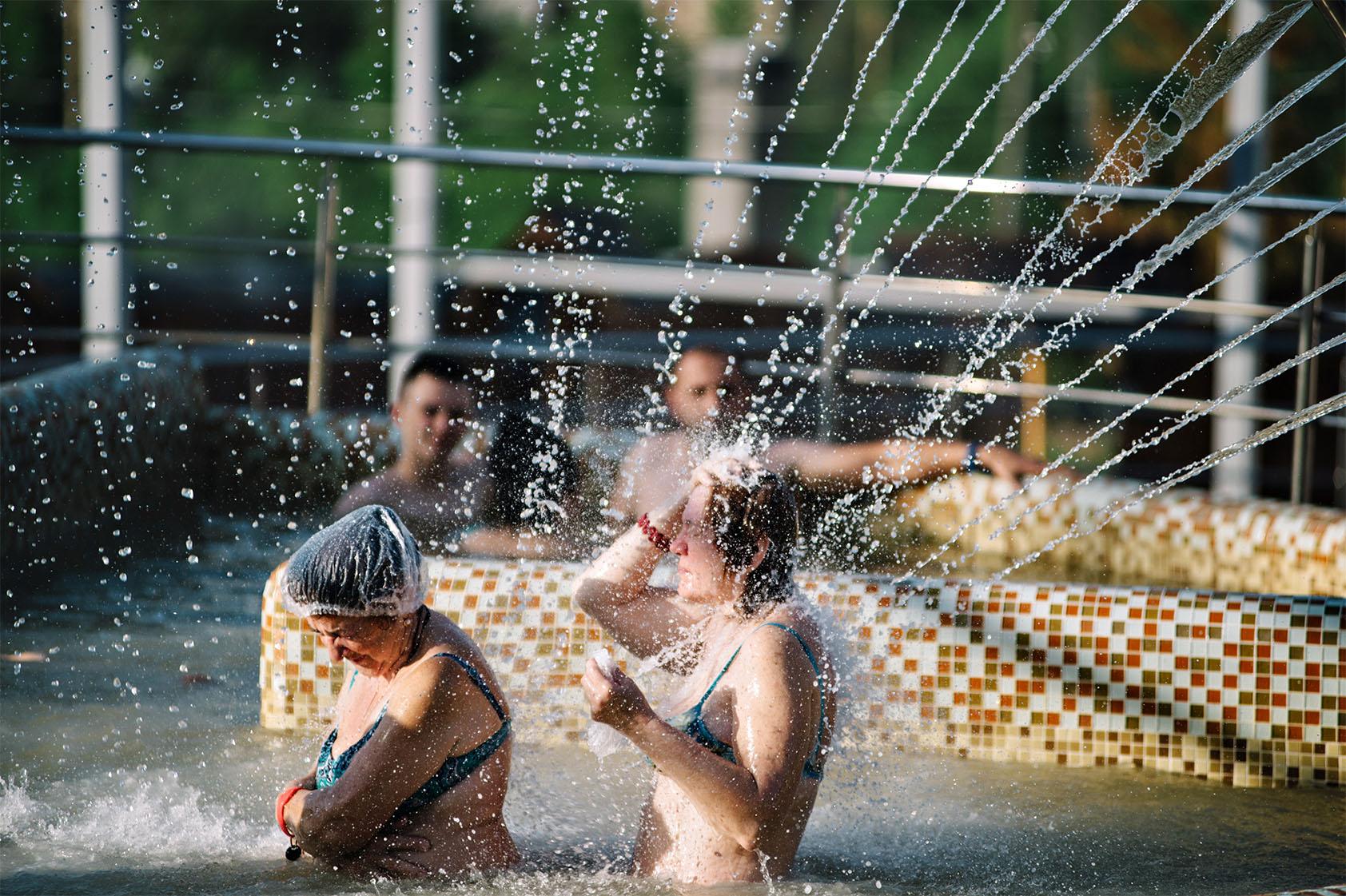 Теплі води Басейн фото-050