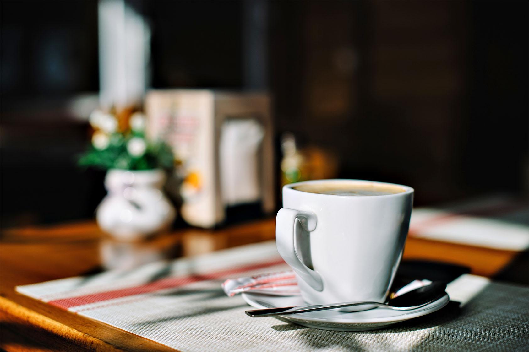 Теплі води Смачна кухня кава