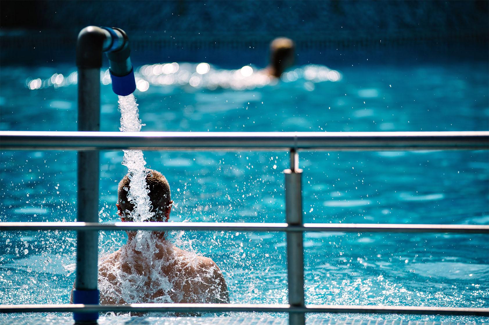 Теплі води Басейн фото-025