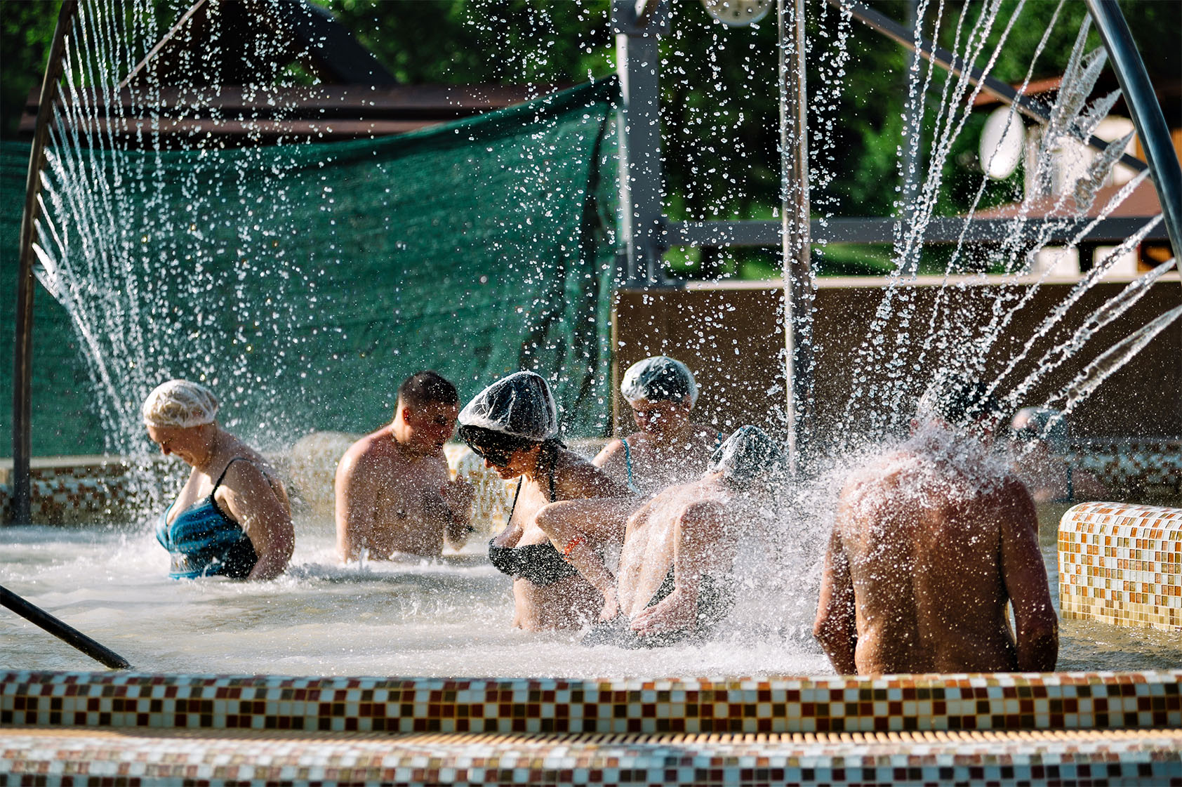 Теплі води Басейн фото-047