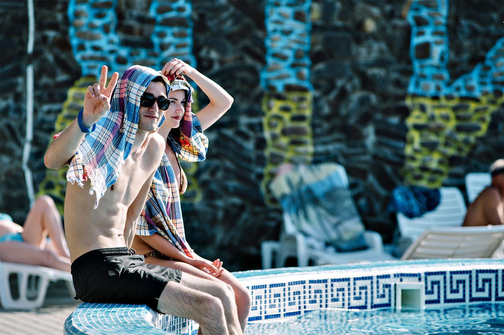 Теплі води Басейн фото-041